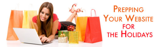 Prepping Your Website for the Holidays