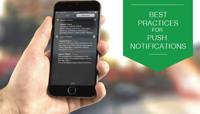 Best Practices for Push Notifications